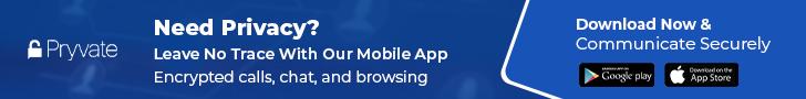 Download Pryvate App!
